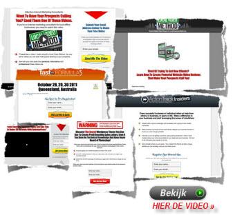 Optimizepress Salespage