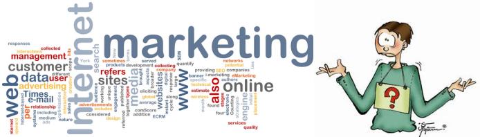 Vragen over Internet Marketing