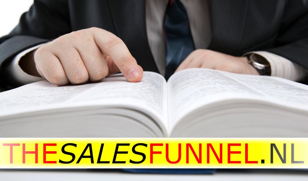 Internet Marketing Woordenboek