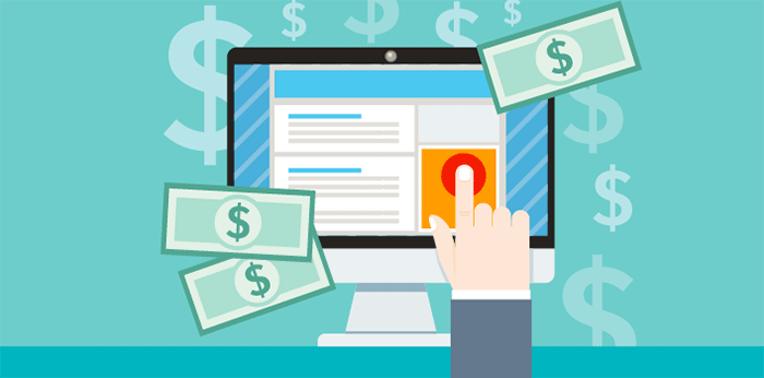 verdien geld met een eigen website