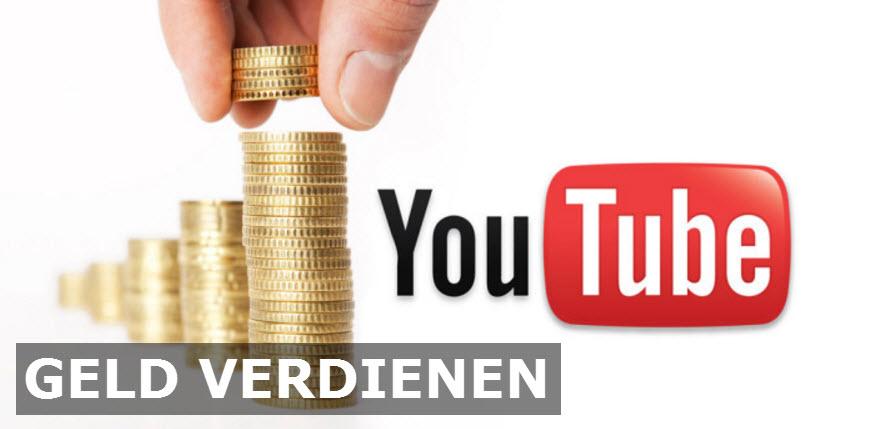 youtube verdienen