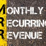 Maandelijkse terugkerende inkomsten met Affiliate Marketing